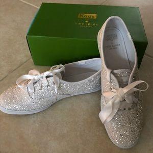 Keds x Kate Spade Glitter Shoes